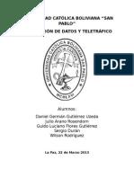 Solucionario Sistemas Digitales y Teletrafico