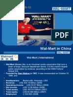 China Walmart