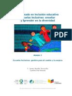 modulo 2  Escuelas Inclusivas ......Gestion para el cambio y la mejora.pdf