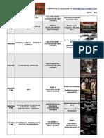 calendario metalcanario JUNIO - 2010