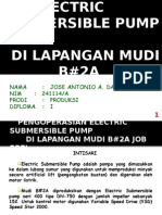 Presentasi Electric Submersible Pump by AZZE