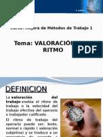 valoracion