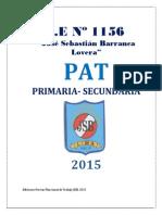 Nuevo PAT 2015 Jose Sebastian Barranca Lovera  Revisado Ccesa1156