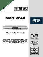 Manual Technisat Digit Mf4-k