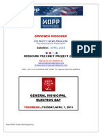 MOPP ENEWS MAGAZINE EMPOWER MISSOURI APRIL 2015