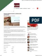 05-04-15 Presenta Maloro Acosta su declaración patrimonial