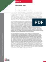 Pleth Variability Index (PVI)