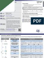Lipofectamine 2000 Reag Protocol