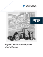 Yasakawa Servo Driver Sigma-II User Manual[1]