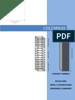 Proyecto de Concreto Armado - Columnas