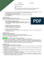 Aula 12 Processo Civil. 12.10.09