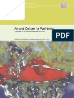 ArtnCulture for Well Being