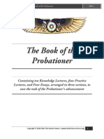 Book Of The Probationer