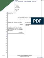 Google Inc. v. American Blind & Wallpaper Factory, Inc. - Document No. 19