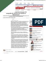 06-04-15 Asiste Marco Bernal al arranque de campaña de Jesús de la Garza en Matamoros