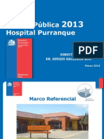 Cuenta Publica Gestion 2013 Purranque (17.03.2014)PDF