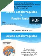 Liquido cefalorraquideo y Puncion Lumbar