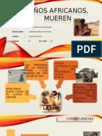 NIÑOS AFRICANOS, MUEREN - joyse.pptx