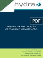 Star Manual chuveiro electronico