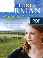 Only We Know by Victoria Purman - Chapter Sampler