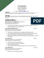 jacob schmeltzer 2015 resume draft 3