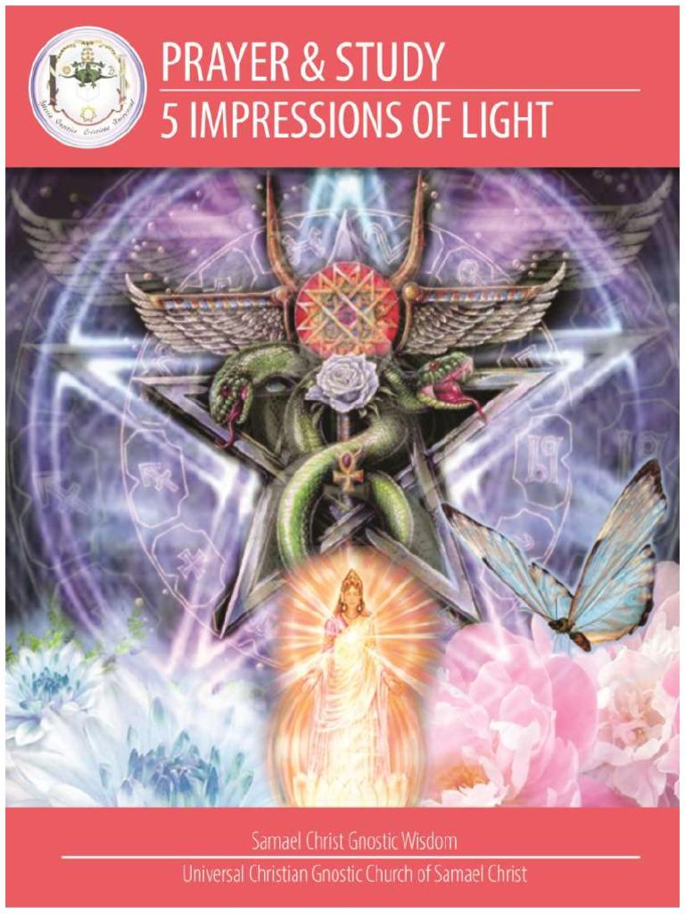 5 Impressions Complete | Mother Goddess | Gnosticism