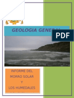 Informe Original Del Morro Solar