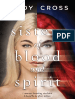 Sisters of Blood and Spirit by Kady Cross - Chapter Sampler