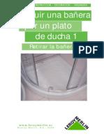 Sustituir una bañera por una ducha - 1.pdf