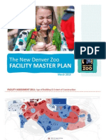 Denver Zoo Masterplan Summary