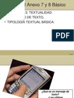 Introduccion Unidad 3 Concepto de Texto