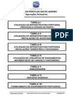 2014 - Operações Comerciais - Tarifa Porto Do Rio de Janeiro Até Decisão 2102ª Reunião Direxe