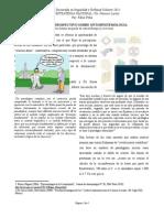 Ensayo Introspectivo Sobre Ontoepistemologia (Fabio Peña)1