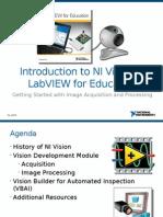 Introduction to Vision -NI