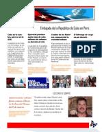 Boletín Cuba de Verdad Nº 57-2015