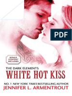 White Hot Kiss by Jennifer L. Armentrout - Chapter Sampler
