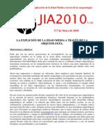 JIA2010 SESIÓN Nº9 (Edad Media)