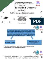 Artêmia Salina (Artemia Salina).ppt