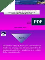 P Diseños Cuantitativos y Cualitativo