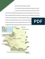 culture diversified in poland
