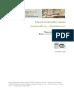 Datasheet Modulo LCD 7.0 Pulgadas