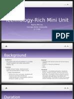 mccoy mini unit