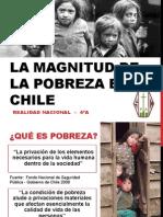 La Pobreza en Chile