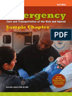 Emergency Care of the Sick and Injured - 10/E Sample Chapter
