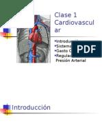Introduccion Gasto y Ciclo Cardiaco y Presion Arterial