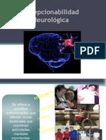 Excepcionabilidad Neurológica