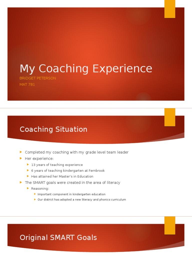 Coaching Presentation Mat 781 Phonics Literacy