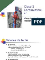 (Regulación de La Presión Arterial)