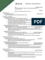 Resume Modern 032015 Web