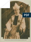 Bishop H. Spencer Lewis of the Pristine Church of the Rose Cross